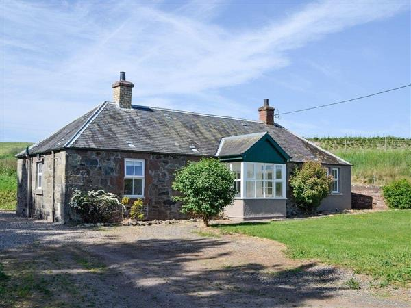 Clayhills Cottage in Perthshire