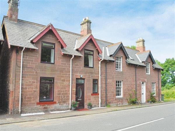 Clayron Cottage in East Lothian