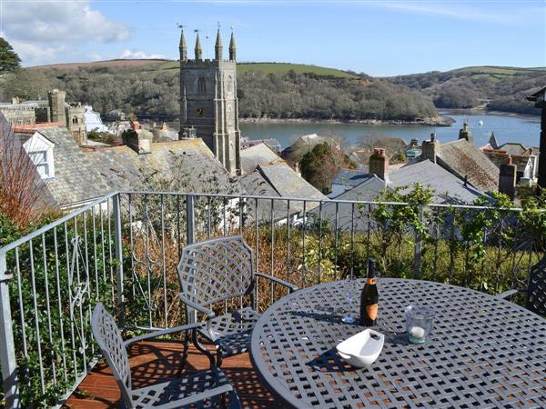 Clearview Cottage in Cornwall