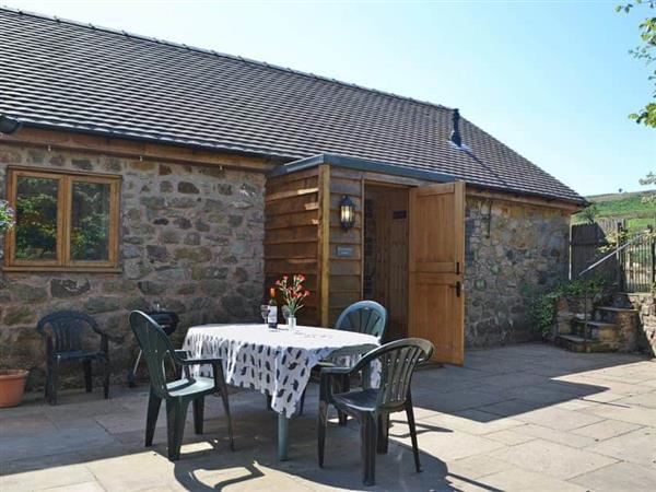 Cleeton Gate Barn in Shropshire