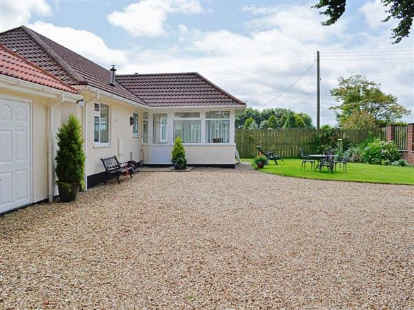 Cleeve Cottages - South Cleeve Bungalow in Somerset