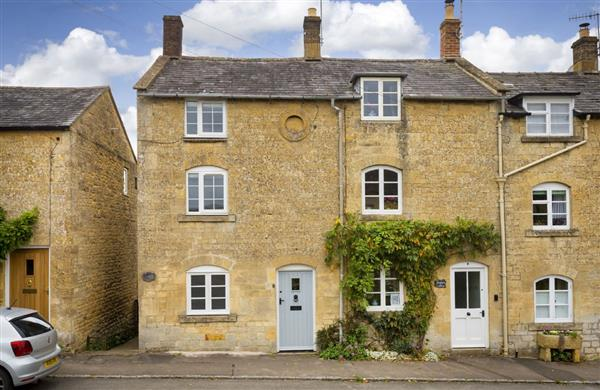 Clematis Cottage in Gloucestershire