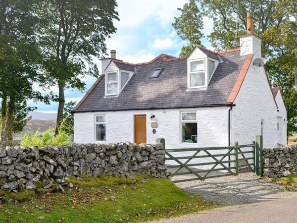 Cleughbrae Cottage in Kirkcudbrightshire