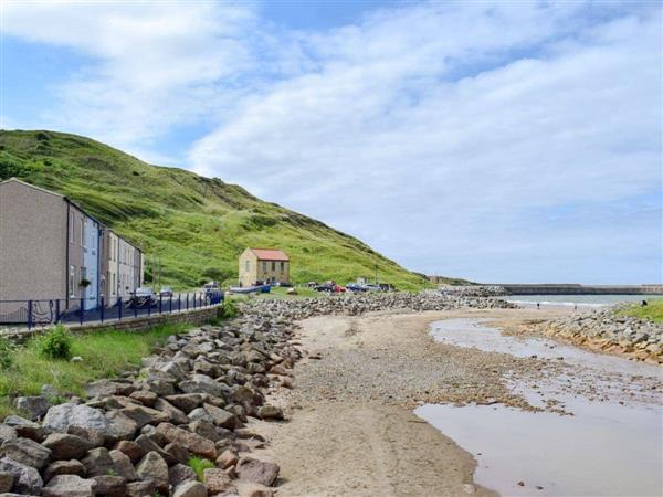 Cleveland Way Cottage, Skinningrove, near Saltburn-by-the-Sea
