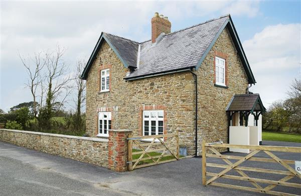 Clicketts Heath in Saundersfoot, Pembrokeshire - Dyfed