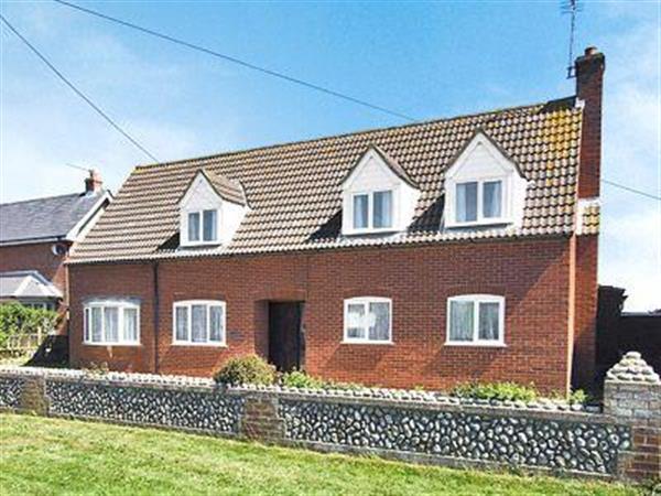 Cliff Cottage, Mundesley, Norfolk.