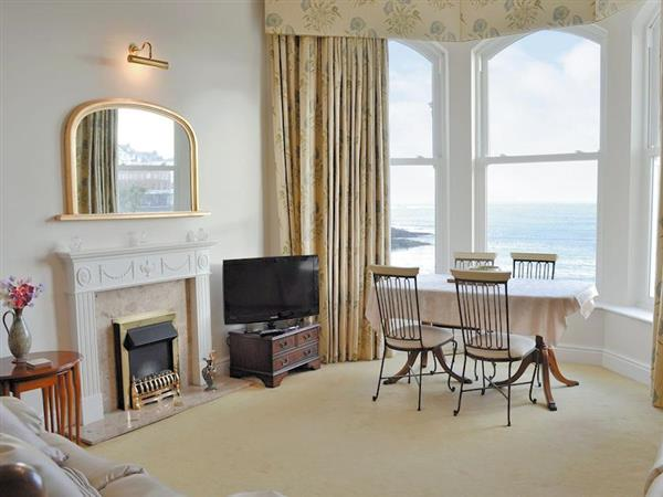 Clifton Court Apartment in Port St Mary, Isle Of Man