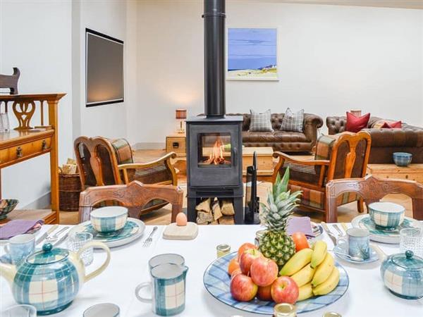 Clippie Lodge in Aberdeenshire