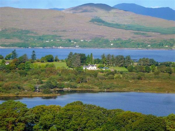 Clonee Fishing Lodge in Kerry