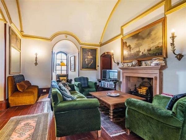 Closeburn Castle, Closeburn, near Thornhill