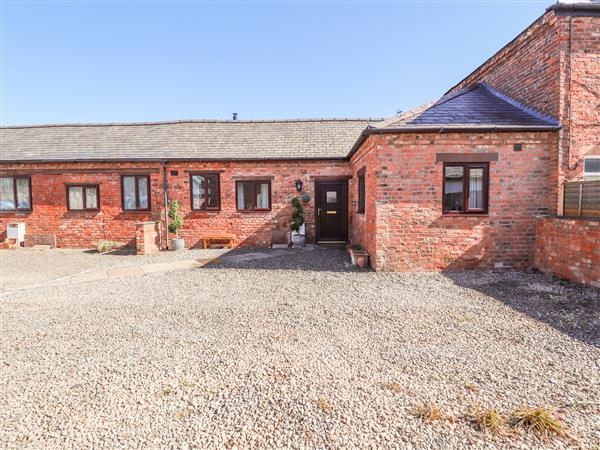 Clwyd Cottage in Denbighshire