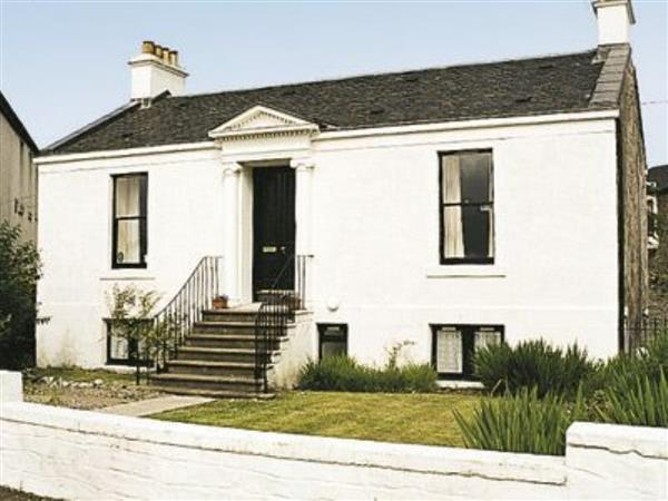 Clyde Cottage in Argyll