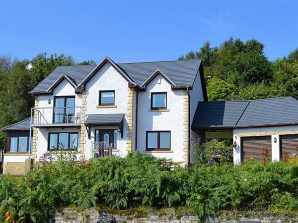Clydeside Villa in Argyll