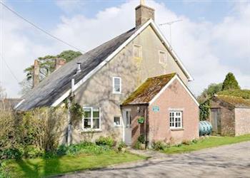 Clyffe Dairy Cottage in Dorset