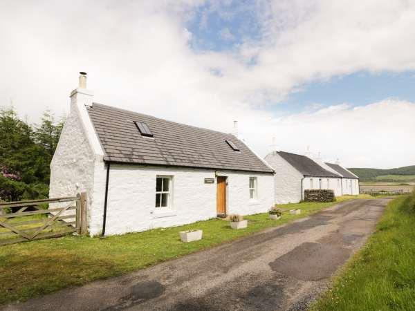 Cnocachanach Cottage in Argyll