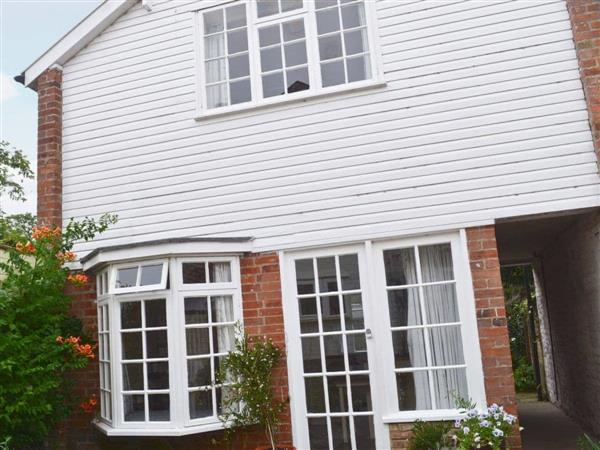 Coach House Cottages - Coach House Annexe in Suffolk