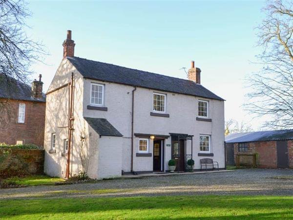 Coach House in Cumbria