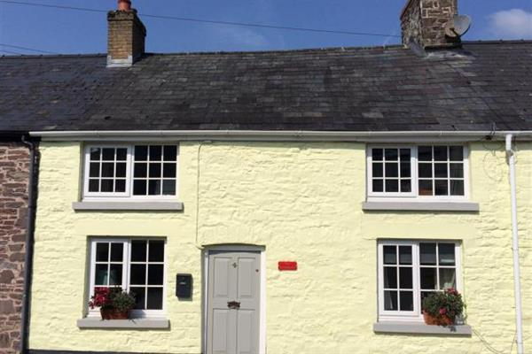 Coachingmans Cottage in Powys