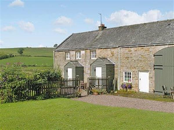 Coachman's Cottage in Northumberland