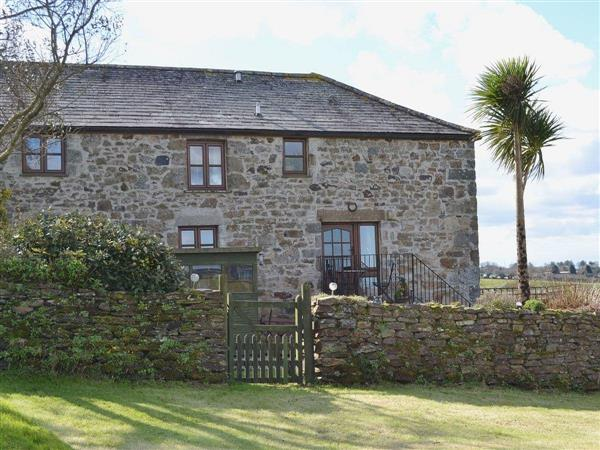 Coachmans Cottage in Cornwall