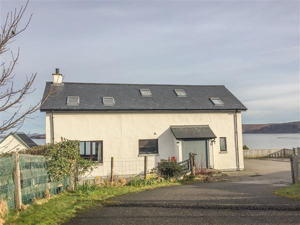Coast House in Ross-Shire