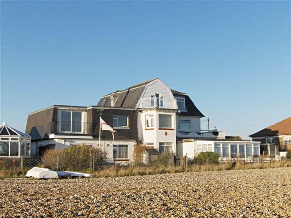 Coast Lodge in East Sussex