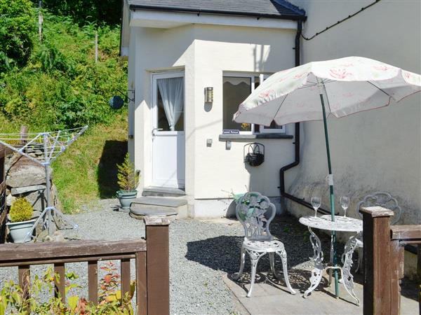 Coastal Retreat in Gwynedd