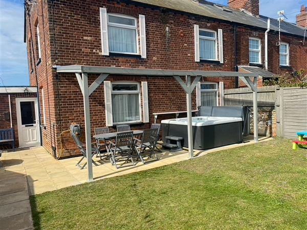 Coastguard Cottage in Caister-on-Sea, near Great Yarmouth, Norfolk