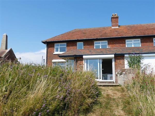 Coastguard Cottage in Isle of Wight
