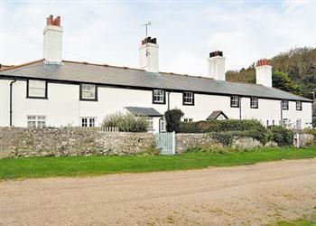 Coastguard Cottage in Dorset