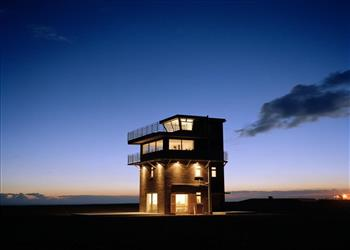 Coastguard Lookout in Dungeness, Kent