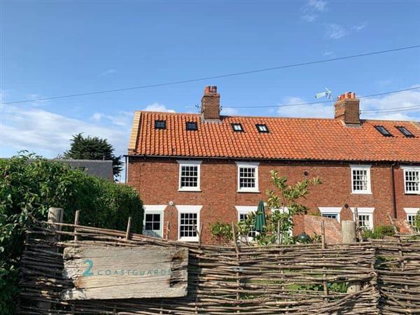Coastguards Cottage in Norfolk