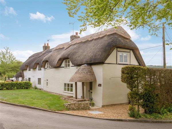 Cob Cottage in Hampshire