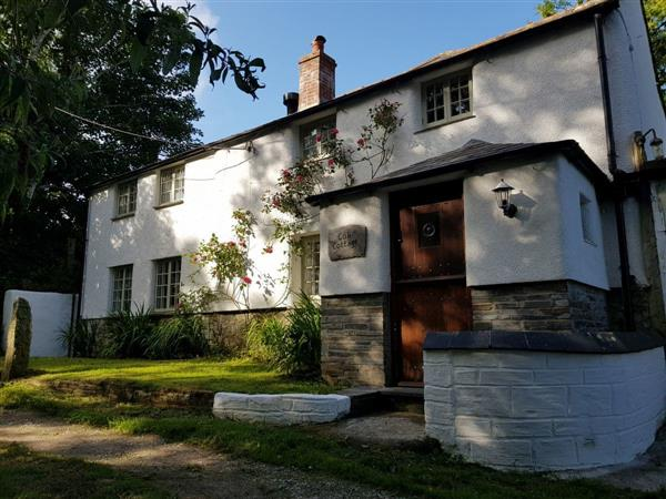 Cob Cottage in Newquay, Cornwall