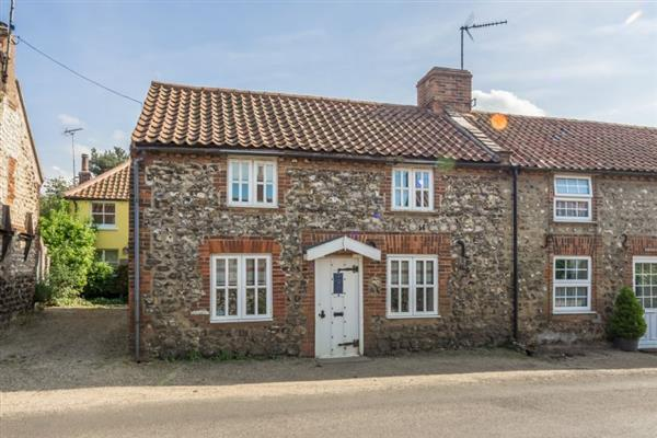 Cobble Cottage in Norfolk