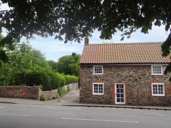 Cobble Cottage in North Humberside