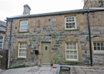 Cobbler's Cottage in Northumberland