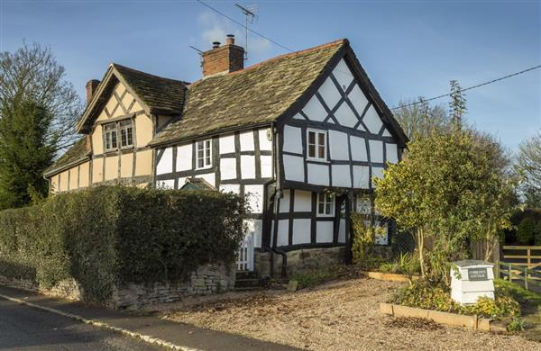 Cobbler's Cottage in Herefordshire
