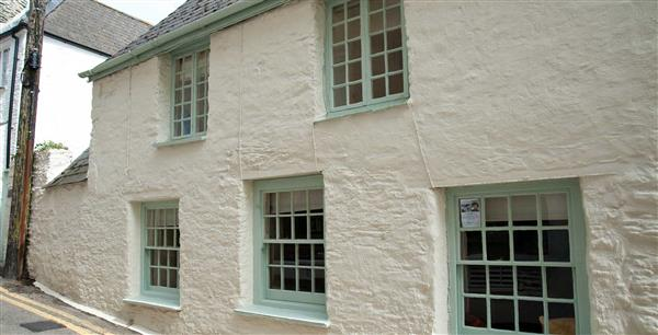 Cobblers Cottage in Cornwall