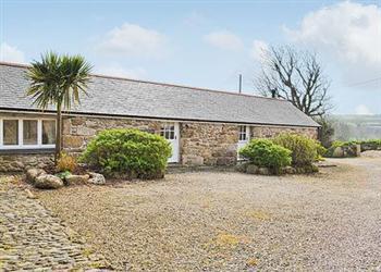 Cobblestone Cottage in Cornwall