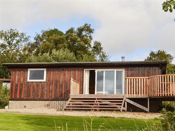 Cockleshell Lodge in Argyll