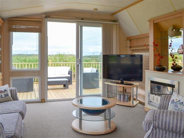 Coed Llai Lodge in Gwynedd