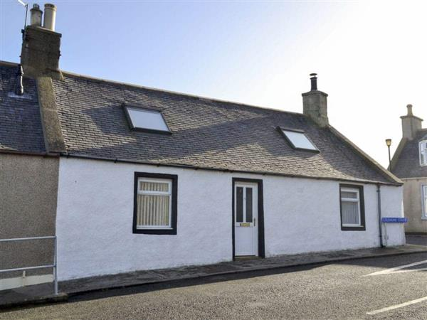 Coldhome Cottage in Aberdeenshire