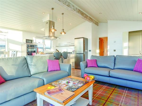 Coleridge Lodge 2 - Hawkchurch Resort & Spa in Devon