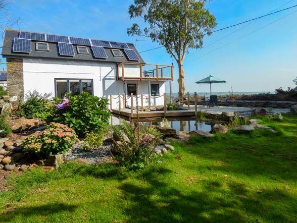 Colhay Studio in Cornwall