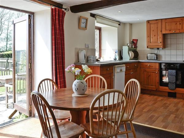 Collacott Farm Cottages - Linney Cottage in Devon