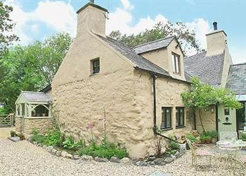 Collfryn Cottage from Cottages 4 You