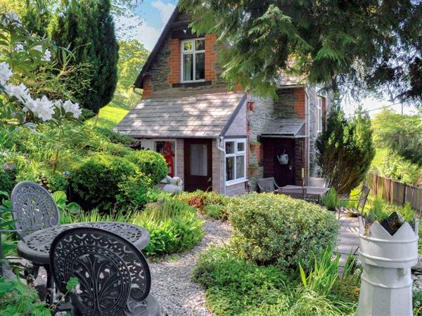 Colomendy Lodge in Denbighshire