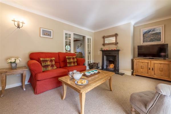 Columbine Cottage from Norfolk Hideaways