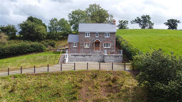 Common Cottage in Glasbury-on-Wye, Powys